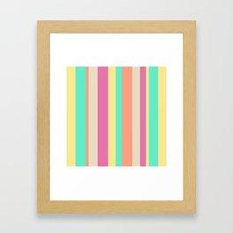 Oh Happy Day Framed Art Print