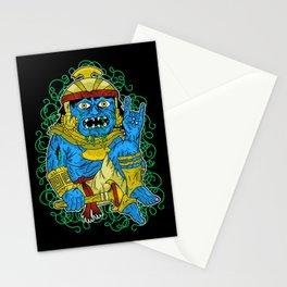 Z Mochica Warrior Stationery Cards