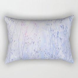Winter Sparkle On A Sunny Frosty Day #decor #buyart #society6 Rectangular Pillow