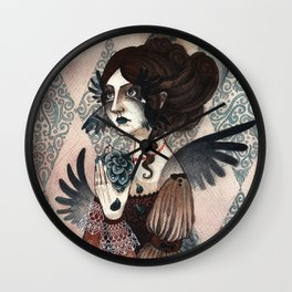The Other Beasts Wall Clock