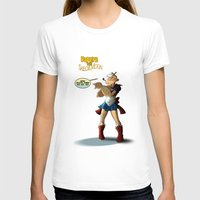 popeye T-shirts featuring Popeye the Sailor Moon by bluthan