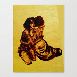 Amnity Canvas Print