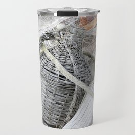 Old decanter Travel Mug