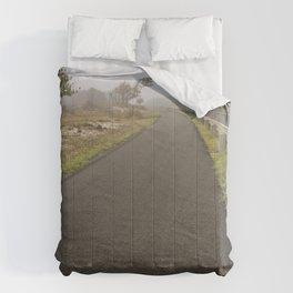 Misty Assateague Route Comforters