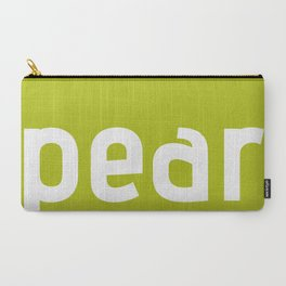 Colors - Pear Carry-All Pouch