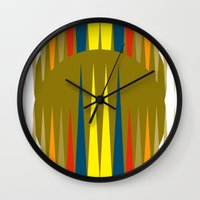 games Wall Clocks featuring Games by Heaven7