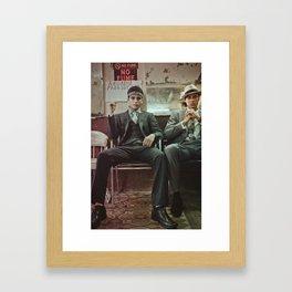 LOS BOYZ Framed Art Print