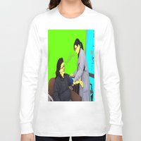 doctor Long Sleeve T-shirts featuring Doctor by lookiz