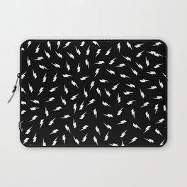 Black Bolt Laptop Sleeve