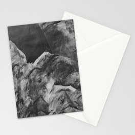 scholar rocks Stationery Cards