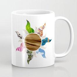 Tangled Flower Coffee Mug