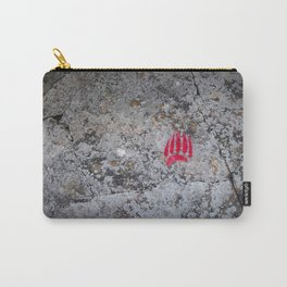 Pictograph Carry-All Pouch