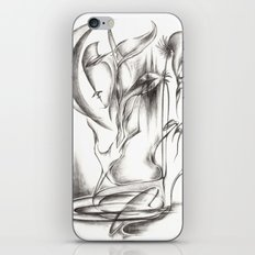 New Moon Melody iPhone & iPod Skin