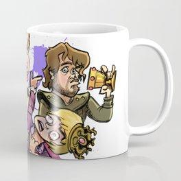 He Poisoned Me Coffee Mug