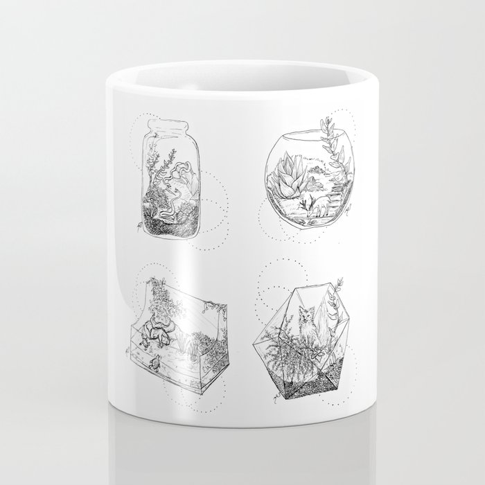 Terrariums Coffee Mug