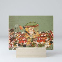 Maharao Chattar Sal Mini Art Print
