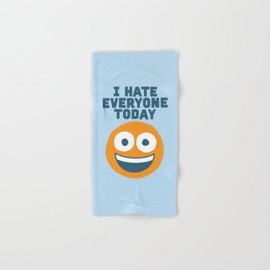 Loathe Is the Answer Hand & Bath Towel