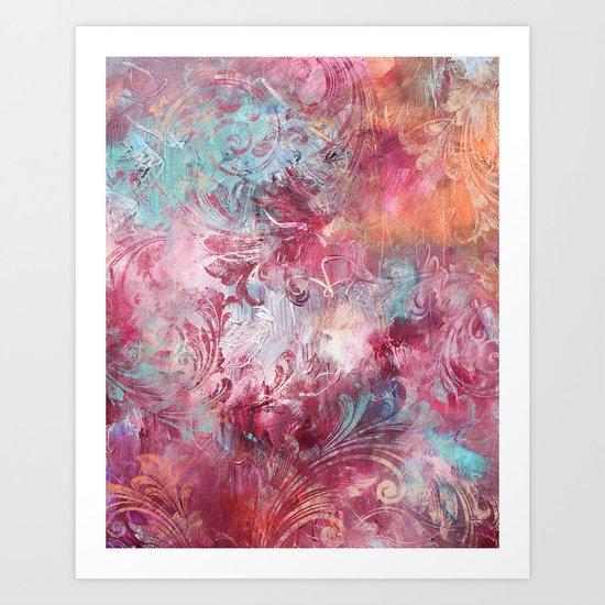 Swirl Art Print