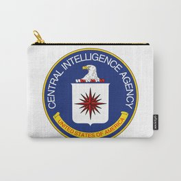 CIA seal Central Intelligence Agency Carry-All Pouch