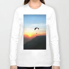 Sunset Paraglide Long Sleeve T-shirt