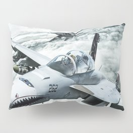 Ghost Rider this is Mustang... vector 090 for Boggie Pillow Sham