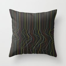 DON`T MOVE X Throw Pillow