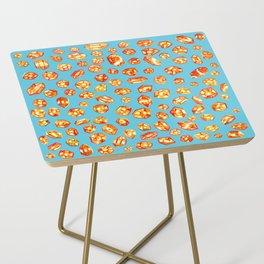 Gemstone Field Side Table