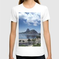 rio de janeiro T-shirts featuring Lovely Rio de Janeiro by Michel Lent