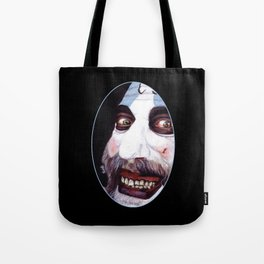 Captain Spaulding Tote Bag
