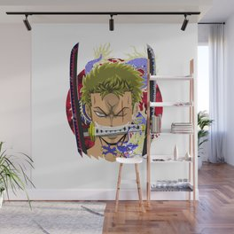 Zoro Wall Mural