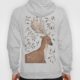 The Fallow Deer and Oats Hoody