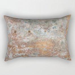 Galvanized beauty Rectangular Pillow