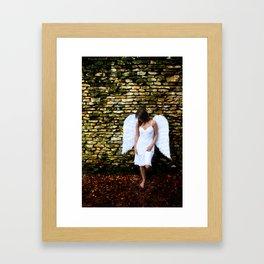 """Angel Among Us, image 2"" Framed Art Print"