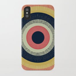 Eye Don't Care iPhone Case
