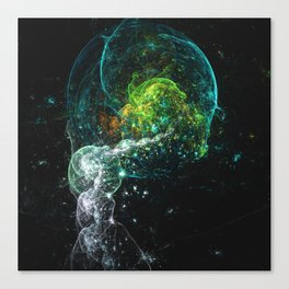 fractal world 22 Canvas Print