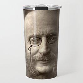 Portrait of Offenbach by Nadar Travel Mug