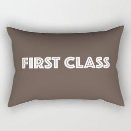First Class Rectangular Pillow