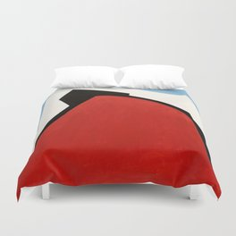 number 3 Duvet Cover