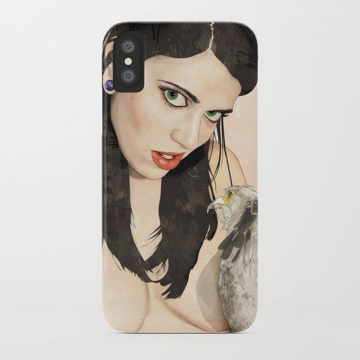 The Gaze iPhone Case