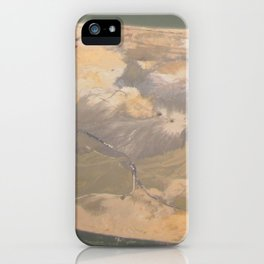 Unworldly Atmosphere iPhone Case