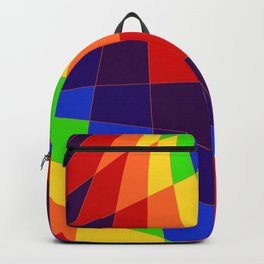 "ROY G Biv - ""Another Look"" Backpack"