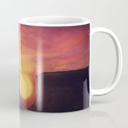 fill the gap Coffee Mug