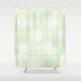 tina tina tina Shower Curtain
