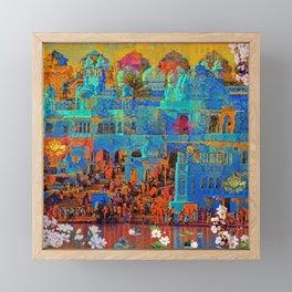Indian Heritage Framed Mini Art Print