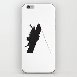A is for Astronom iPhone Skin