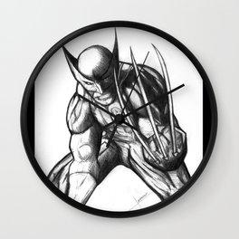 Weapon X Wall Clock