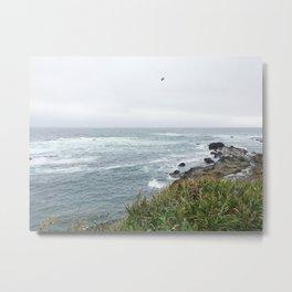 CALIFORNIA COAST VI Metal Print