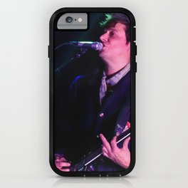 Jamie Hince // The Kills iPhone Case