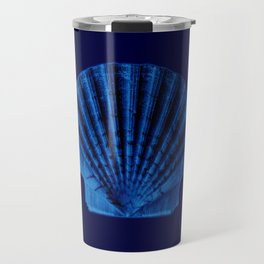 Malibu Blu Mood -Shell Travel Mug