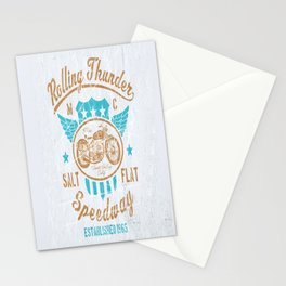 MotoBiKe RiDe 10 Stationery Cards